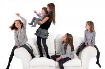 Niños en grupo